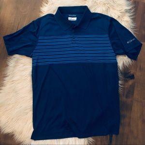 Columbia Omni-Wick Advanced Evaporation Polo Shirt